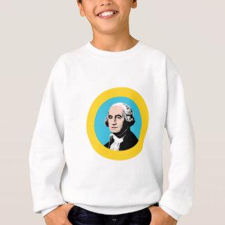 Tema 00 de la bandera de Washington Remera