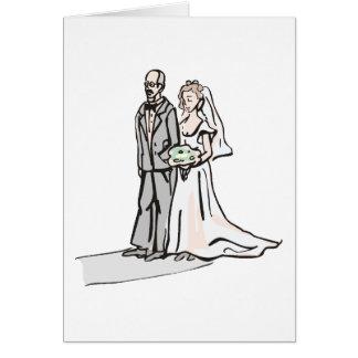 Tema 36 del boda felicitación
