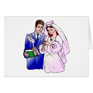 Tema 46 del boda tarjetón