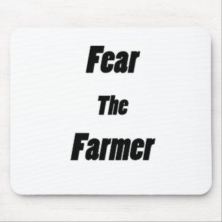 tema al granjero alfombrillas de raton
