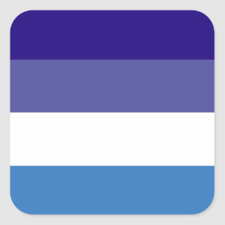 Tema brasileño de la bandera de G0YS Pegatina Cuadrada