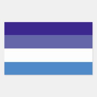 Tema brasileño de la bandera de G0YS Pegatina Rectangular