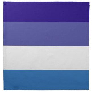Tema brasileño de la bandera de G0YS Servilletas Imprimidas
