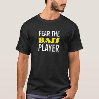 """Tema camiseta del bajista"""