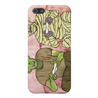 Tema de Halloween - caso del iphone 4 iPhone 5 Carcasas