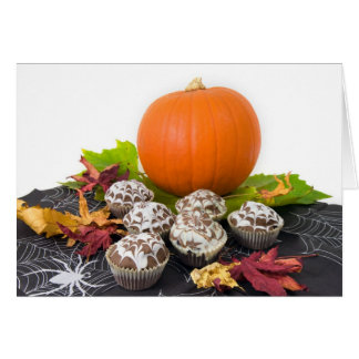 Tema de Halloween Tarjeta De Felicitación
