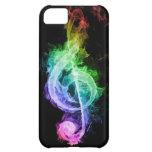 tema de la música funda para iPhone 5C