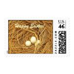 Tema de Pascua con tres huevos