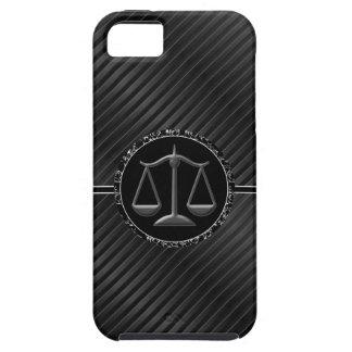 tema del abogado del caso del iPhone 5 iPhone 5 Cárcasa
