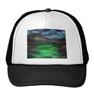 Tema del castillo gorras