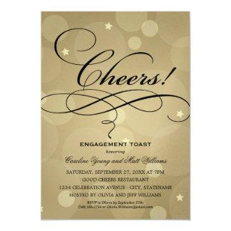 Tema del fiesta de compromiso del boda el | anuncio