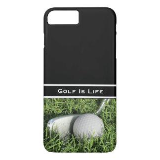 Tema del golf del negocio funda iPhone 7 plus