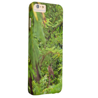 Tema del pájaro funda de iPhone 6 plus barely there
