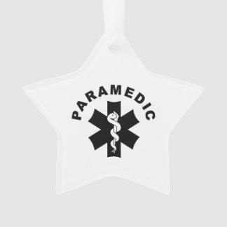 Tema del paramédico