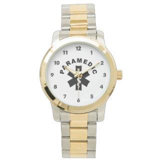 Tema del paramédico reloj
