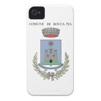 Tema del Pia de Rocca Carcasa Para iPhone 4
