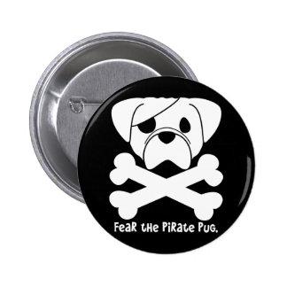 Tema el barro amasado del pirata pin