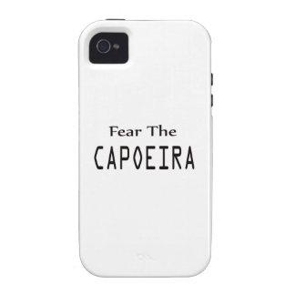 Tema el Capoeira. iPhone 4 Funda