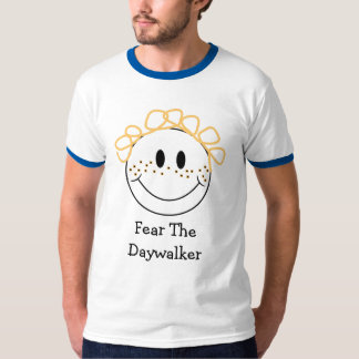 Tema el Daywalker Playera
