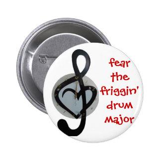 tema el tambor mayor pin