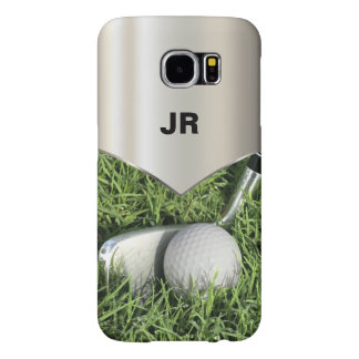 Tema fresco del golf fundas samsung galaxy s6