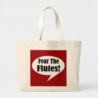 Tema la bolsa de asas de la flauta