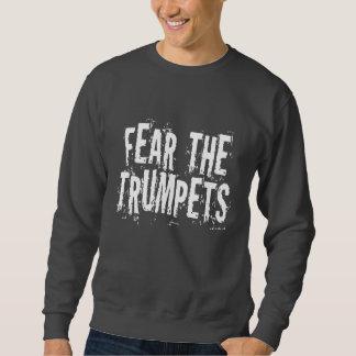 Tema la camiseta para hombre de las trompetas
