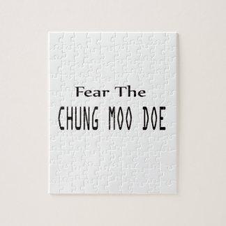 Tema la gama del MOO de Chungkin Rompecabeza