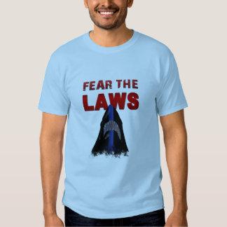 Tema las LEYES Camisas