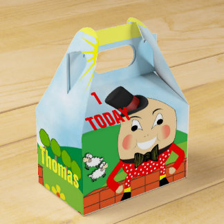 Tema lindo de la poesía infantil de Humpty Dumpty Paquete De Regalo