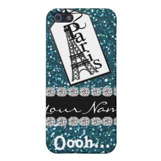 Tema lindo I del TRULLO de París iPhone 5 Fundas