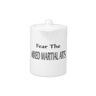 Tema los artes marciales mezclados