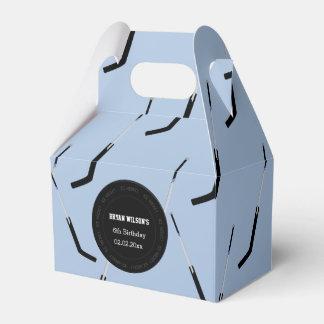 Tema personalizado del hockey sobre hielo de la caja para regalos