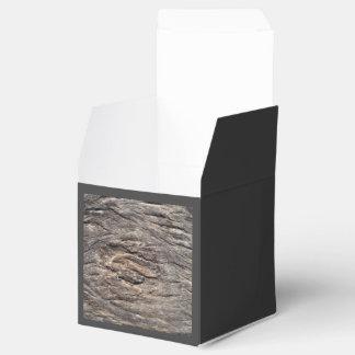 Tema rugoso caja para regalos