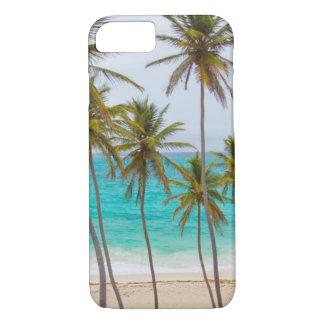 Tema tropical de la playa funda iPhone 7