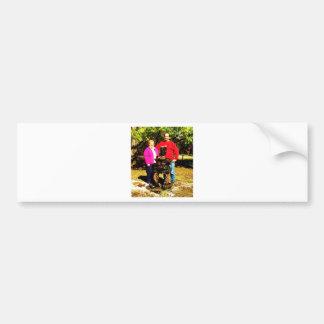 temas 005 del koa etiqueta de parachoque