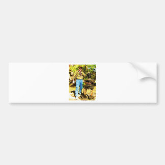 temas 006 del koa pegatina de parachoque