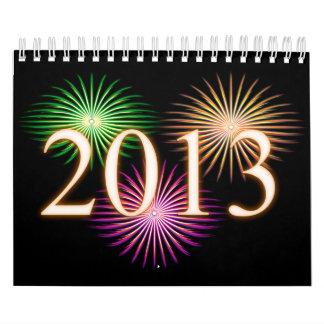 Temas estacionales 2013 calendarios