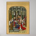 Temático medieval poster