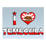 Temecula, CA Postcard