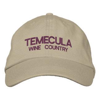 Temecula Wine Country Cap