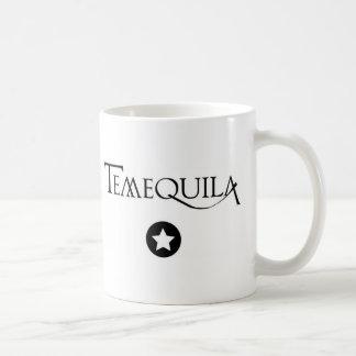 Temequila Classic White Mug