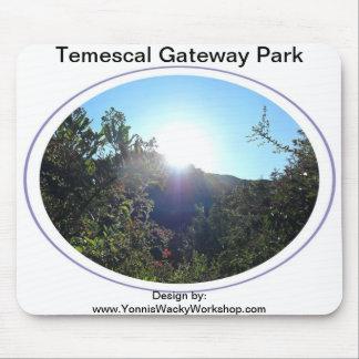 Temescal Gateway Park Mouse Pad