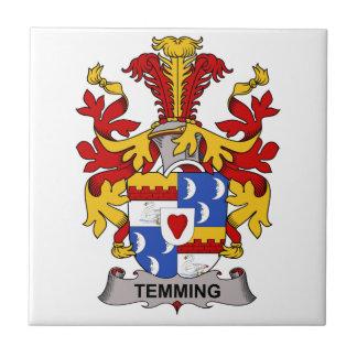 Temming Family Crest Tiles