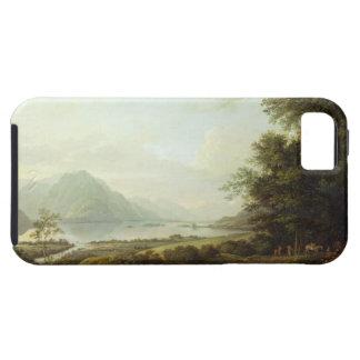 Temor del lago, Argyllshire, c.1780-1800 (aceite e iPhone 5 Coberturas