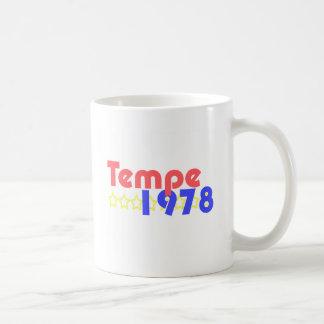 Tempe 1978 coffee mugs