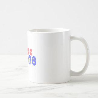 Tempe 1978 coffee mug
