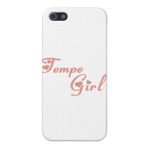 Tempe Girl tee shirts iPhone 5 Case
