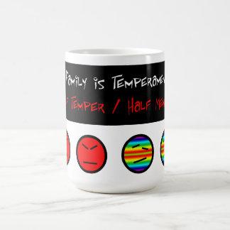 Temperamental Family Mug