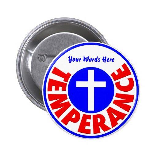 Temperance Button